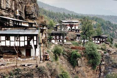 Dzong Drakha