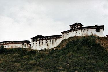 Wandu Phodrang dzong