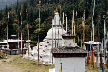 Chendebji chorten