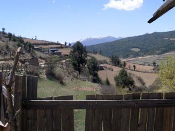 View near Ura