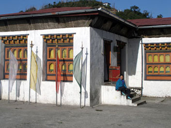 Head Lama's residence