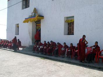 Monks' breakfast