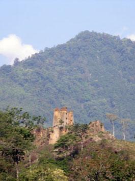 Dzong ruins