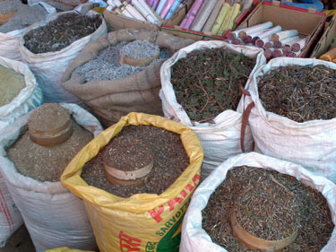 Incense herbs