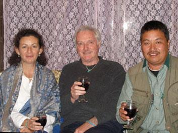 Sheila, Derek & Karma