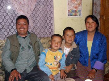 Karma & family
