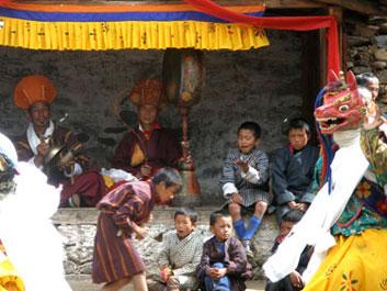 Monk musicians