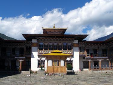 Nunnery temple