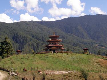 Guru Rinpoche temple