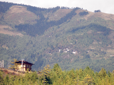 Pema Lingpa's birth place