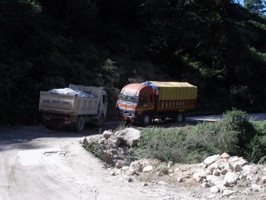 Truck showdown