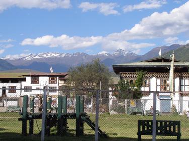 School in Paro