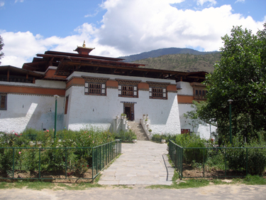Old dzong