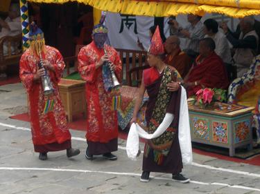 Religious dance