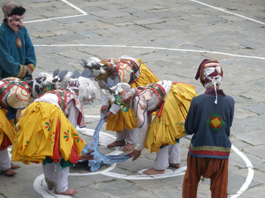 Jesters & dancers