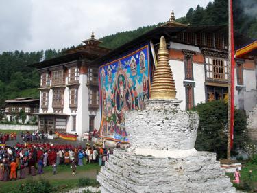 Kurjey temple complex