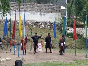 Archery match