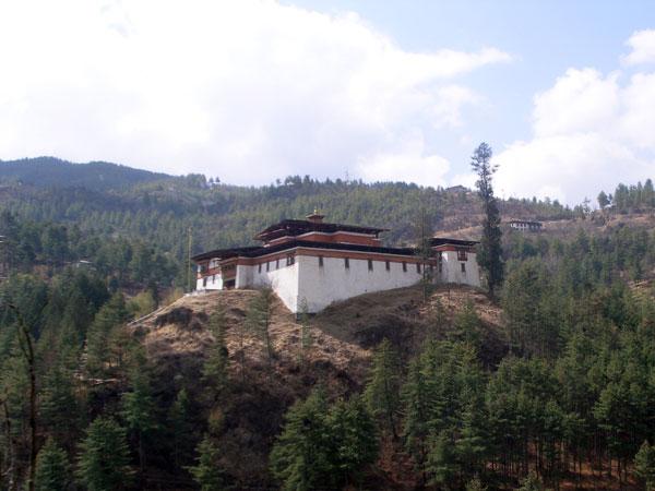 Simtoka Dzong
