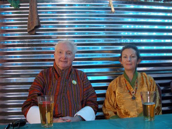 Derek & Sheila