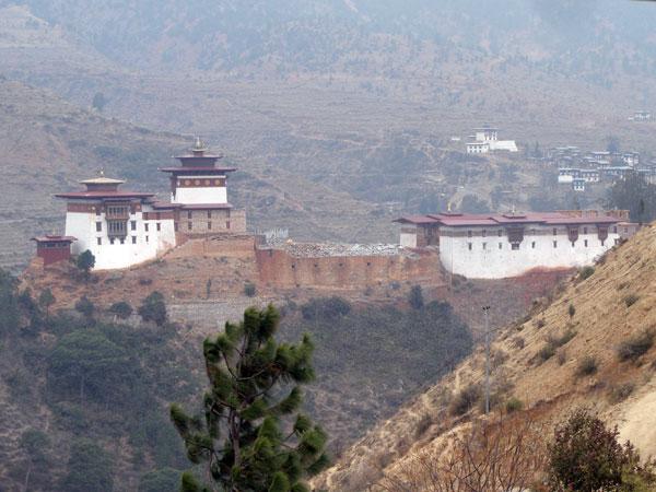 Wangdi dzong
