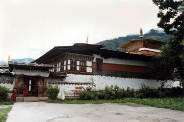 Tamshing temple