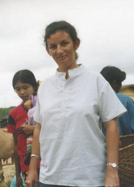 Sheila in market