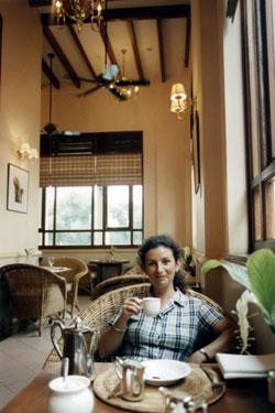 Strand Hotel in Rangoon