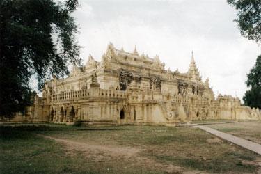 Temple at Marapura