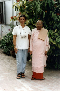 Sheila & abbess