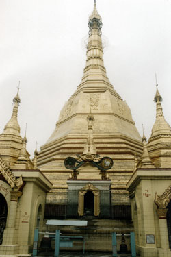 Sule Paya in Rangoon