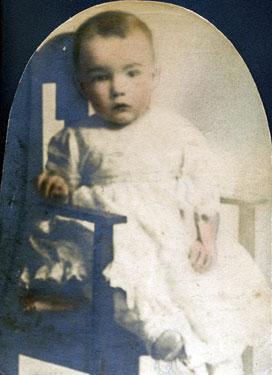 Christening photograph