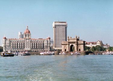 Taj Mahal hotel & gateway to India Bombay