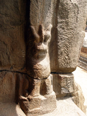 Image in Five Rathas