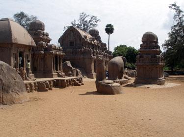 Hindu temple complex