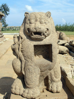 Image at Shore Temple
