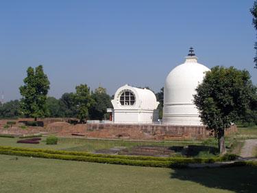 Mahaparinirvans temple