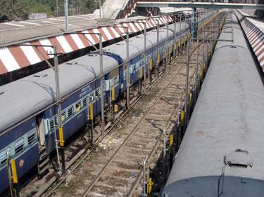 Varanasi station