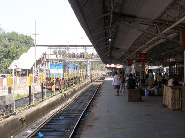 Varanasi railway station