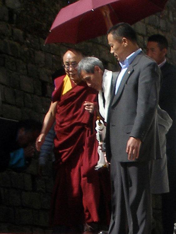 H H THa VIV Dalai Lama