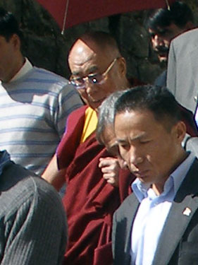 H H The Dali Lama