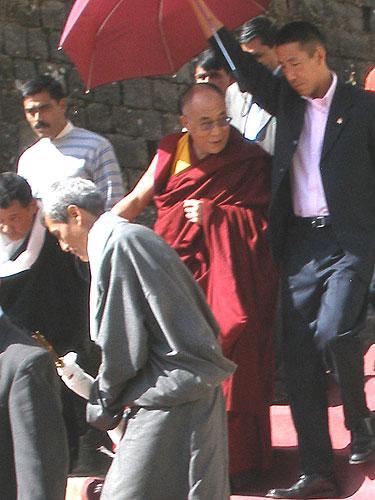 H H The XIV Dalai Lama