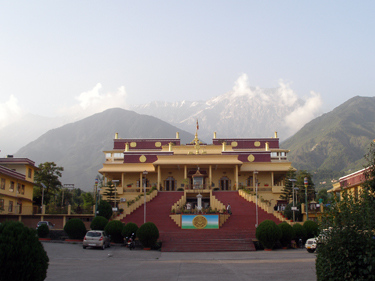 Gyuto Tantric University Temple