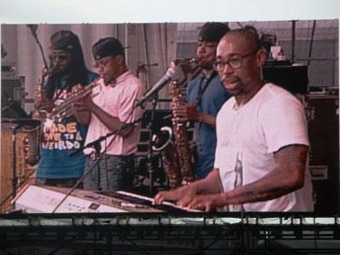 P J Morton Band