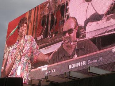 Irma Thomas & Stevei Wonder