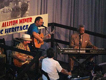 Hammond Scott, George Porter Jr & Allen Toussaint