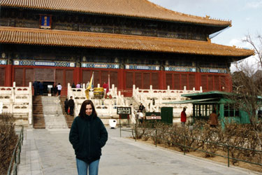 Temple Of Heaven complex in Beijing
