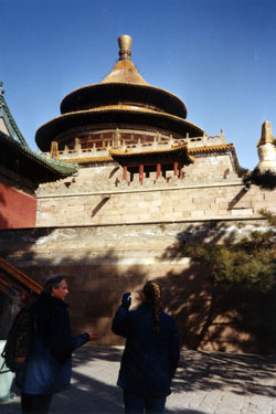 Temple in Chengde