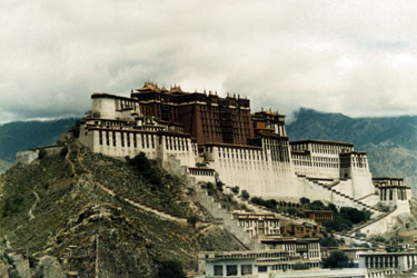 The Potala from Palhalupuk