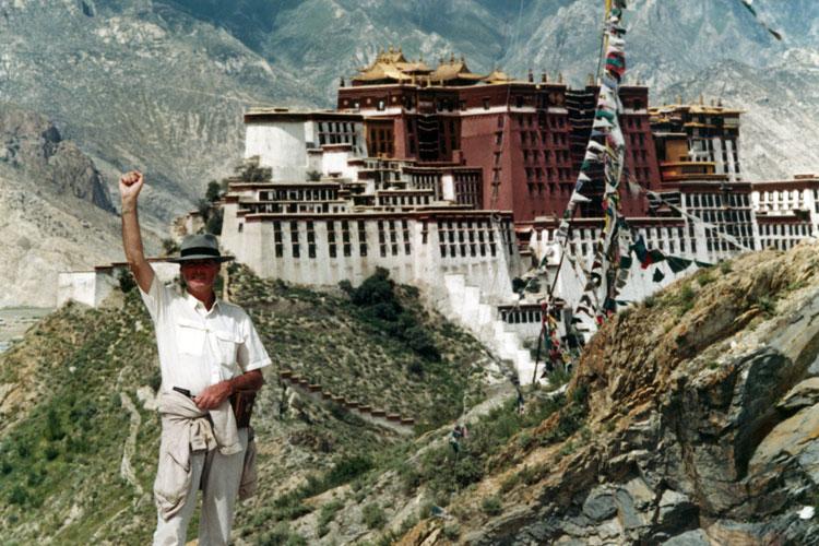 Long live Tibet!