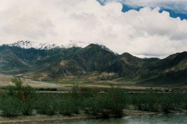 Ngang Chu valley